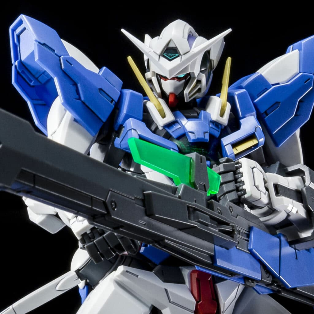 MG 1/100 Gundam Exia Repair III