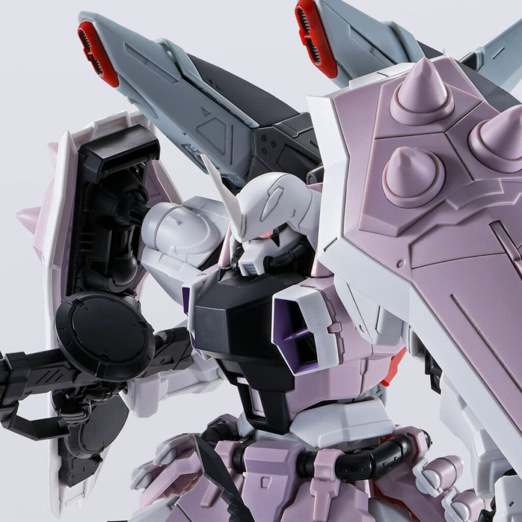 MG 1/100 Blaze Zaku Phantom (Rey Za Burrel Custom)