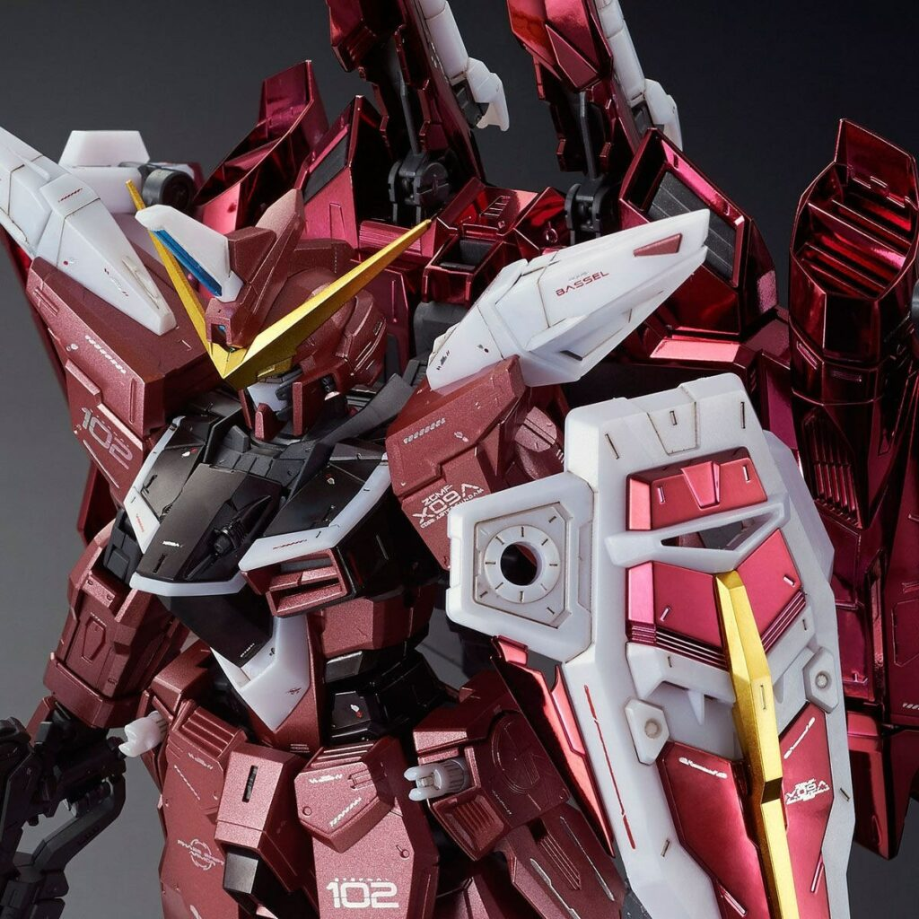 MG 1/100 Justice Gundam (Special Coating) Gunpla 2021