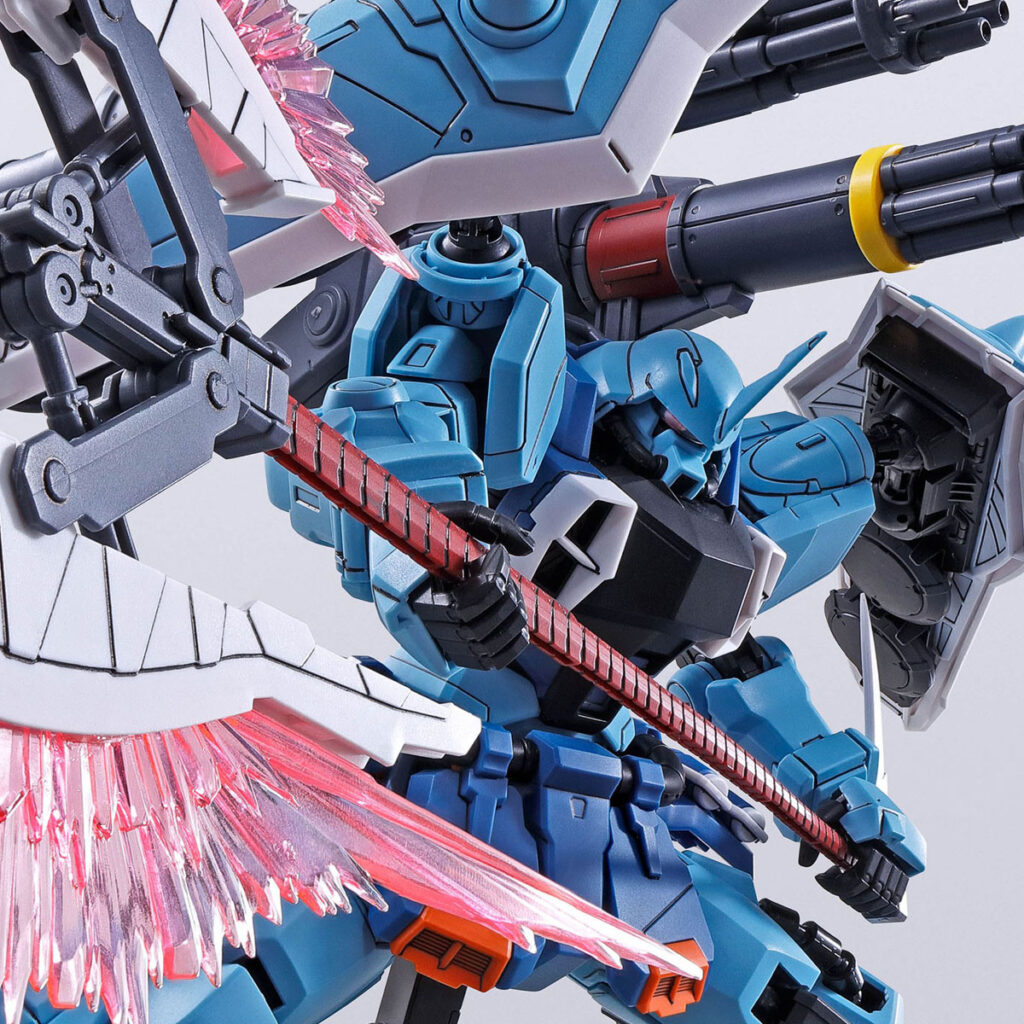 MG 1/100 Slash Zaku Phantom (Yzak Jule Custom) Gunpla 2021