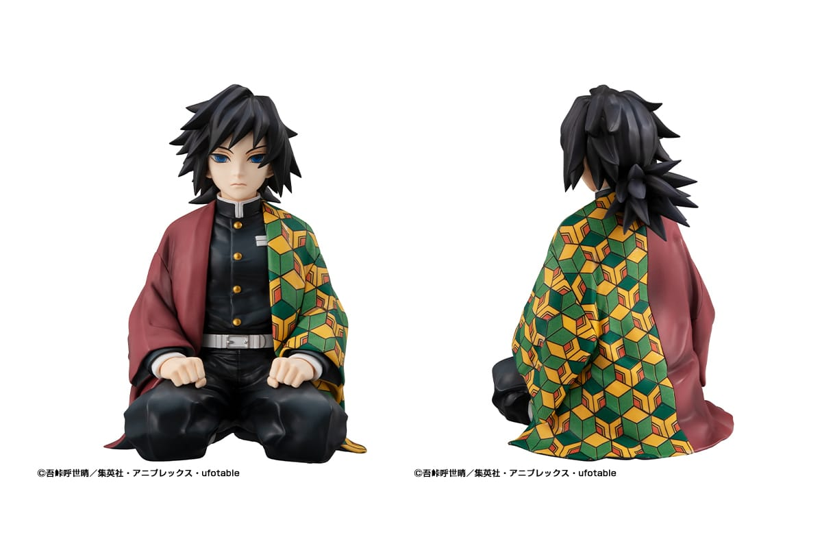 G.E.M. Series: Demon Slayer: Kimetsu no Yaiba Palm-sized Giyu Tomioka Figure