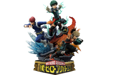 Prime 1 Studio My Hero Academia Ultimate Premium Masterline 1/4 Scale Statue