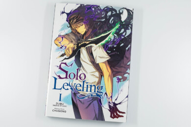 Solo Leveling Manga Review Volume 1