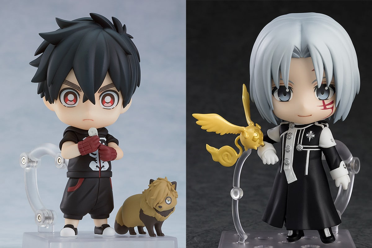 New Nendoroids and Reissues Releasing in 2022