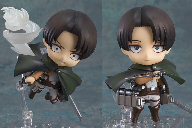 Levi Nendoroid Rerelease Announced
