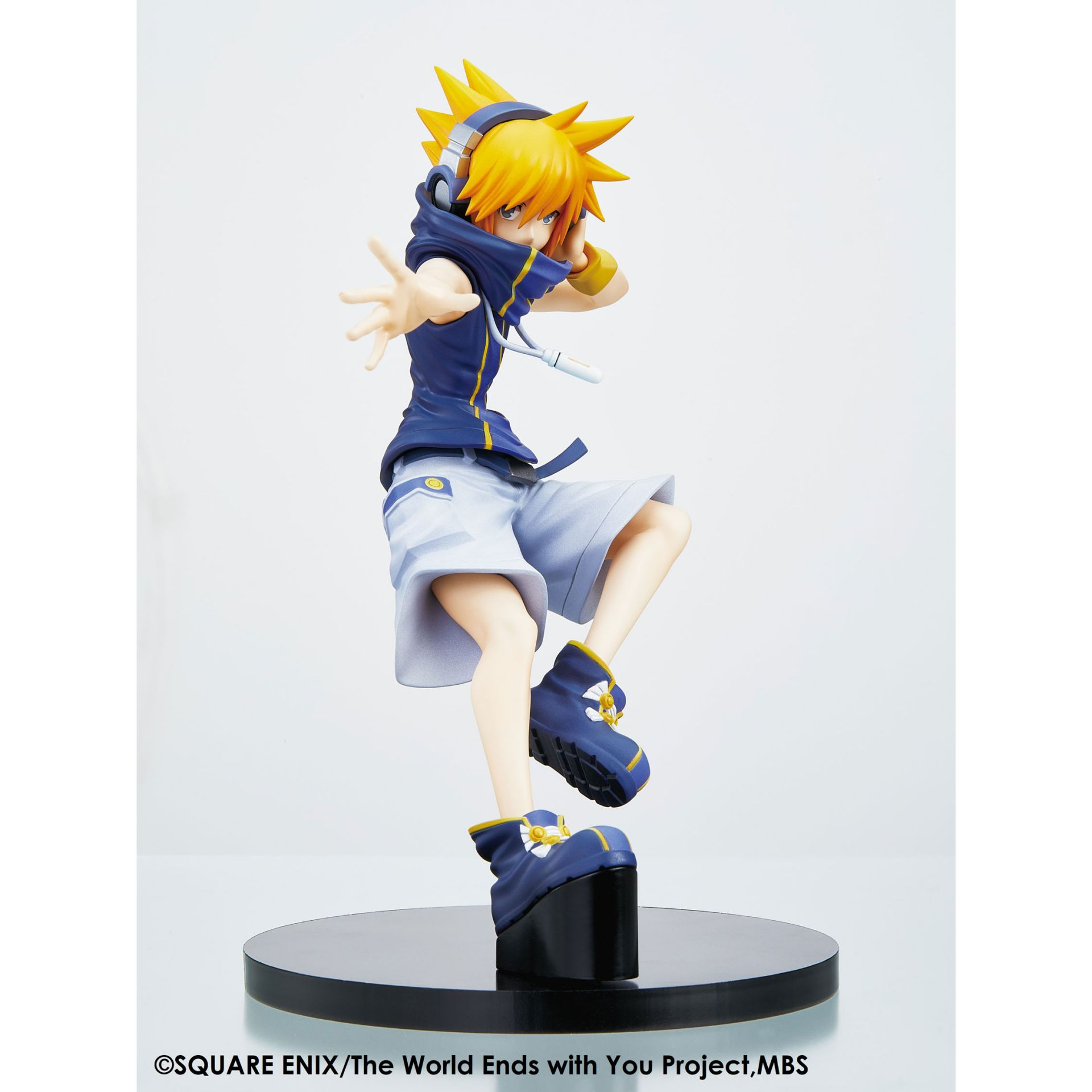 Square Enix Neku The World Ends with You Figure
