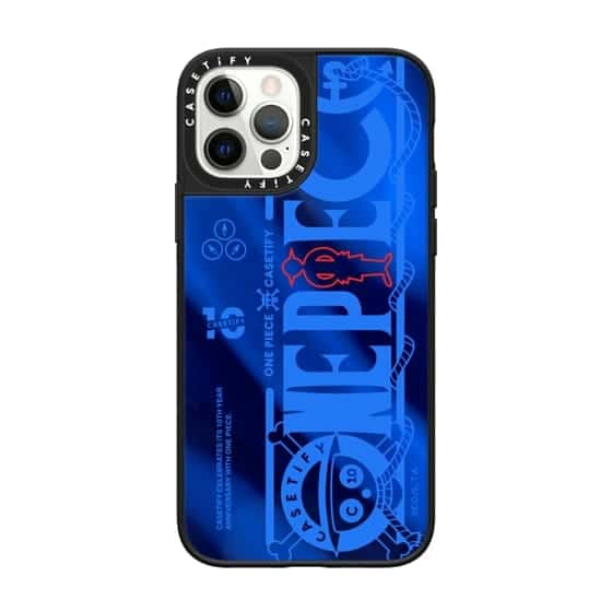 Casetify One Piece Cases One Piece 10th Anniversary Logo