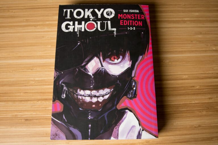Tokyo Ghoul Monster Editions Review