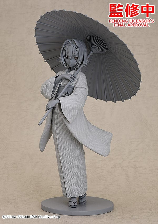 1/7 Scale Figure Ginko Sora: Kimono Ver. from The Ryuo's Work is Never Done!
