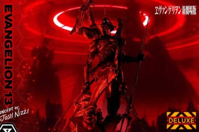 Prime 1 Studio's Evangelion 13 Concept Statue Is up for Preorder