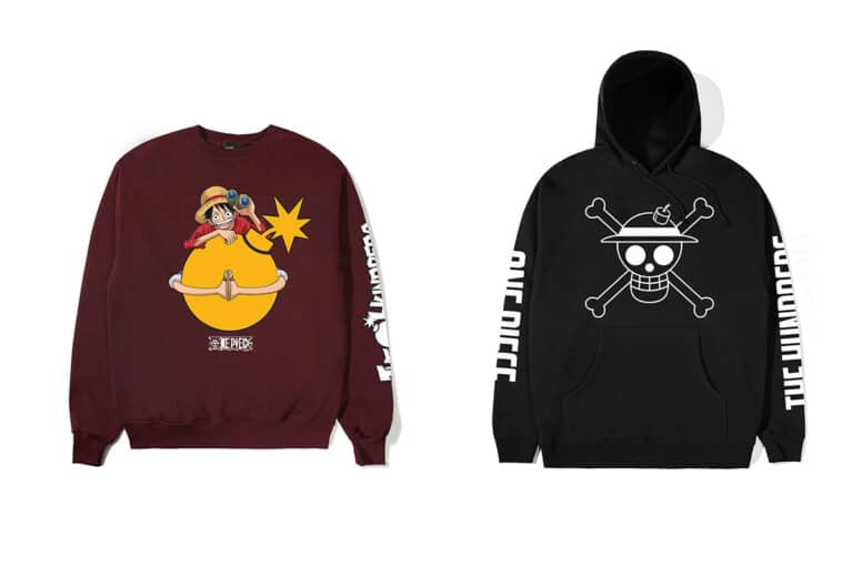 The Hundreds One Piece Collaboration