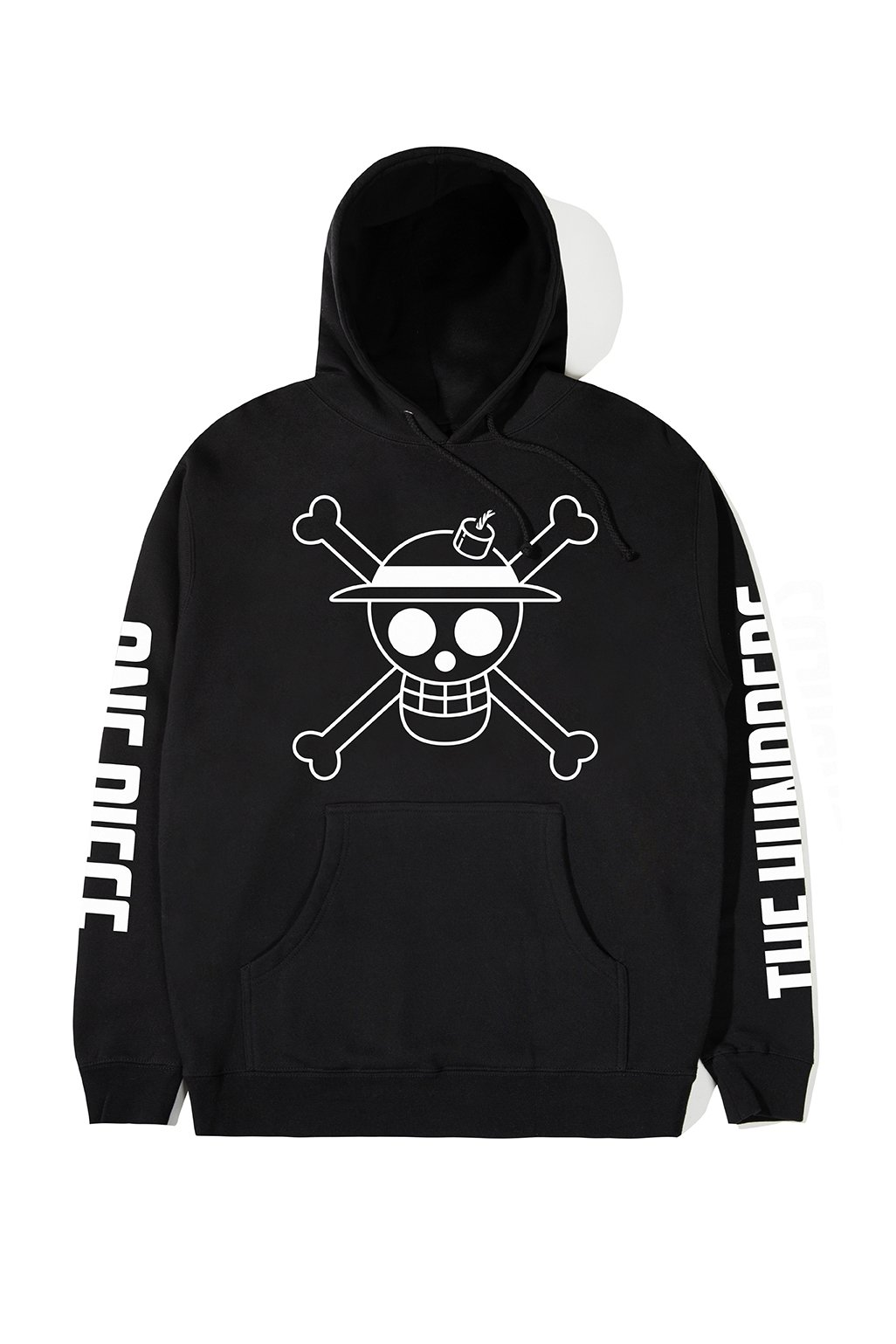 The Hundreds One Piece Jolly Roger Pullover