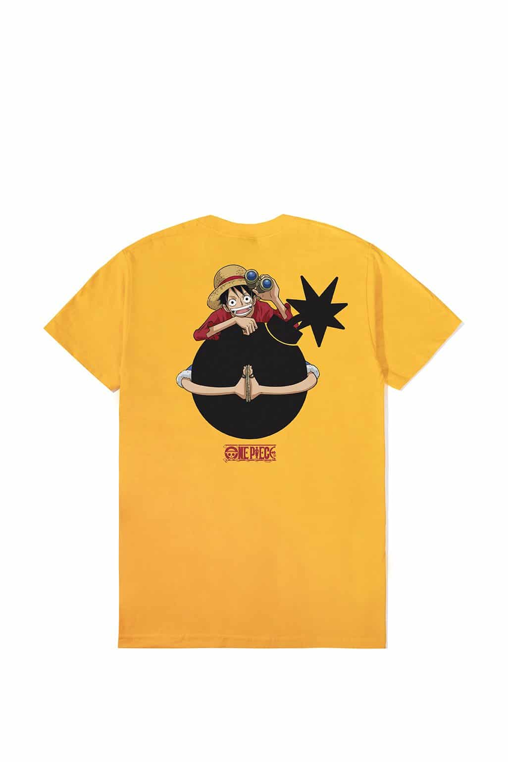 The Hundreds One Piece Luffy Tshirt