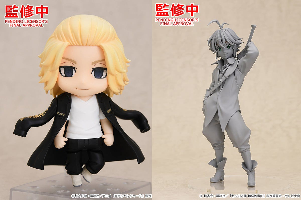All of the New Anime Figures Announced at Wonhobby 33
