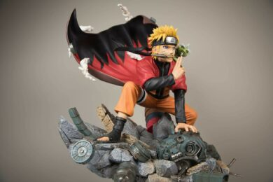 MH Studio Naruto Statue Unboxing & Review