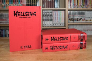 Hellsing Deluxe Editions Review