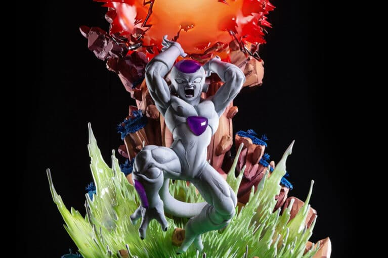 Tsume Frieza 4th Form Statue is up for Preorder